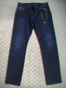 NEW-G-STAR-RAW-BLADES-TAPERED-JEANS-SIZE-30