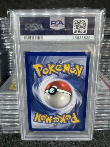 Turtok (Blastoise) 1st edition PSA 9 Mint German #2 Pokémon Base Set 1999