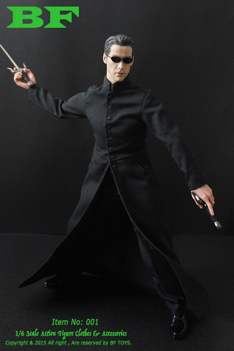 BF TOYS 1 6 Figure Matrix NEO Leo keanu reeves reeves reeves Clothing sets & Accessories hot a9e376