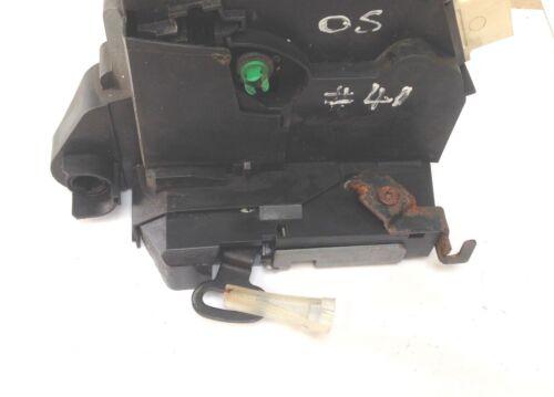 MINI BMW R50 R52 R53   DOOR LOCK LATCH  ACTUATOR CABLE CLIP GUIDE 2001-2006