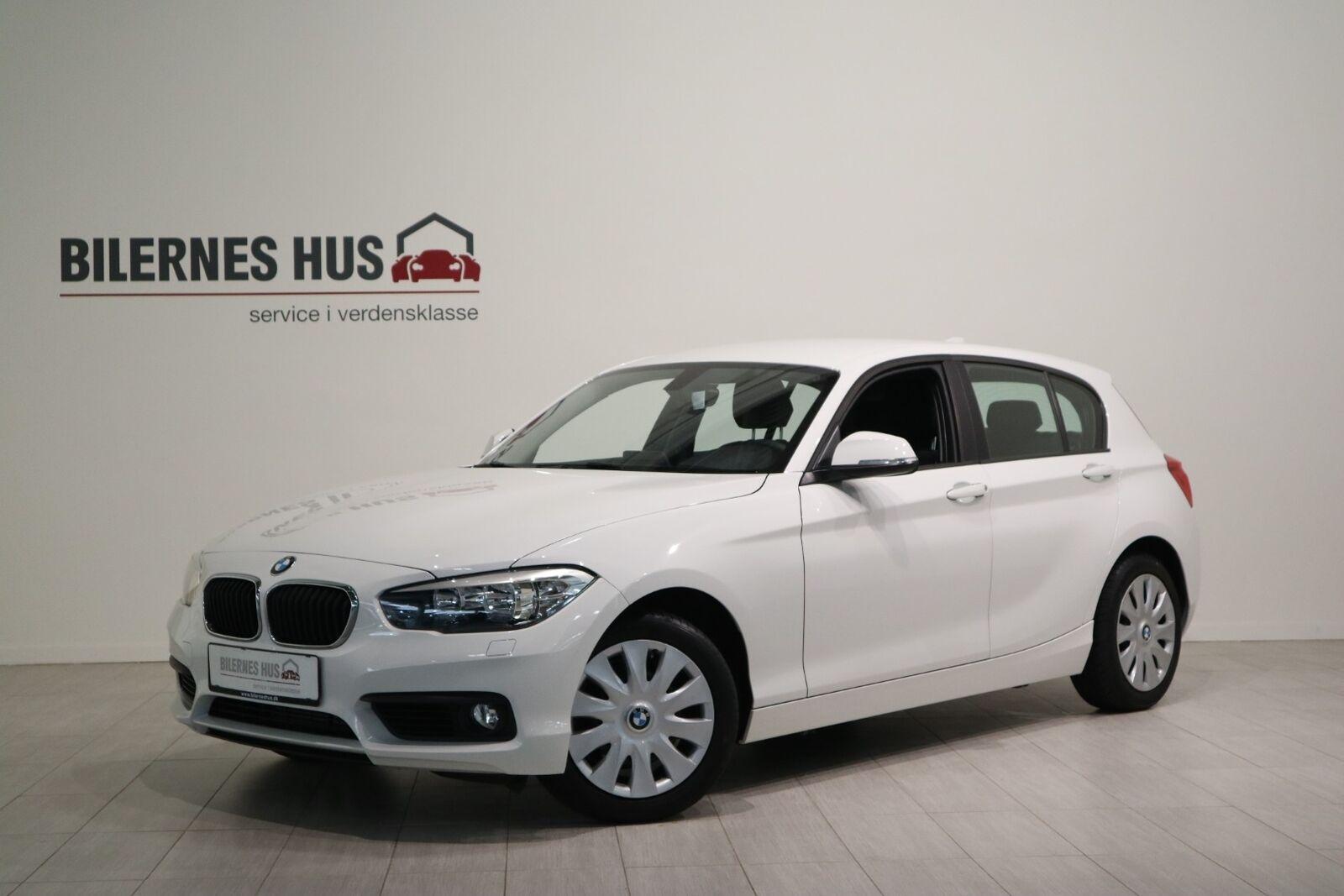 BMW 118d Billede 5