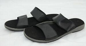 Omni Tilly Grip Leather Black Details Outsole Sandals Womens Columbia Jane Sz 8 About Slide iwPXuOTZkl