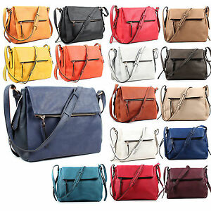 8f8b6e14a54d New Ladies Shoulder Tote Handbag Faux Leather Hobo Womens ...