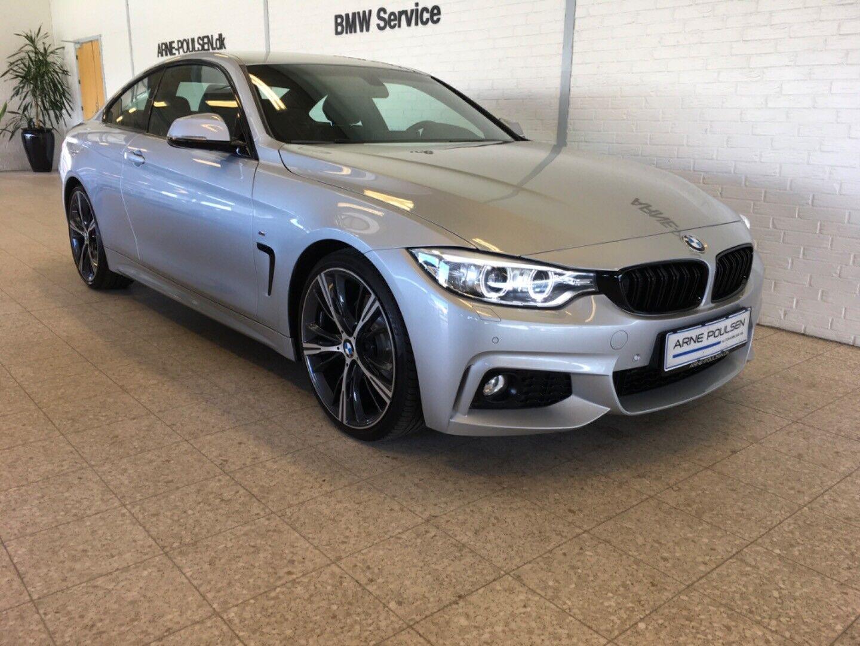 BMW 430d 3,0 Coupé aut. 2d