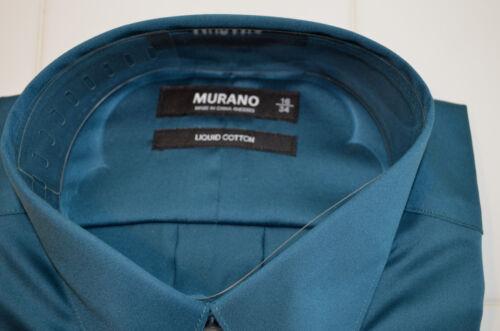 Murano 16x33 /& 16x34 Long Sleeve Cotton Blend Dress Color Shirts $60 M31
