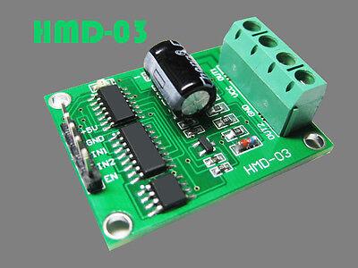 High-power H -bridge DC motor driver module 55A overcurrent protection