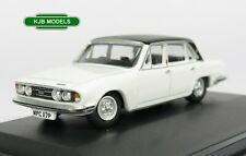 76HE004 Oxford Diecast 1//76 scala OO Gauge Heinkel TROJAN Bianco Polare