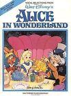 Alice in Wonderland - Vocal Selections by Hal Leonard Corporation (Paperback, 1996)