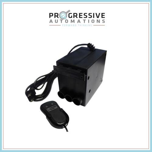 Progressive Automations Linear Actuator Control Box Controls 1 Actuator