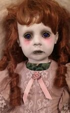 Wicked Victorian Gothic Doll, Alice