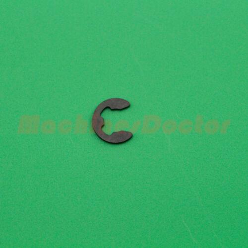 50PCS E-Clip 5mm For Stihl 038 038 AV 038 MAGNUM MS380 Chainsaw 9460 624 0500