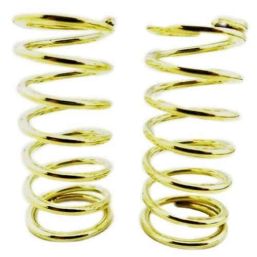 Hot Racing RC RVO5075 19lb Gold High Lift Springs 2
