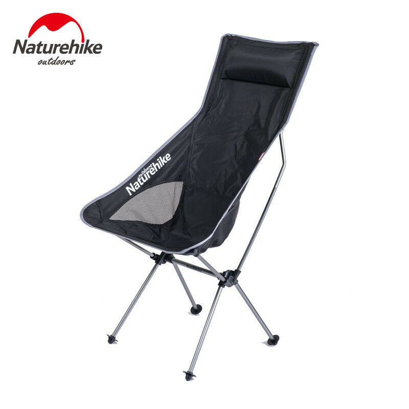 Naturehike Portable Camping Aluminium  Alloy Stool Outdoor Foldable Chair Fishing  best choice