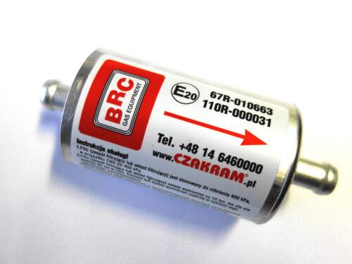 "LPG Autogas BRC Gasfilter /""Czakram/"" 11x11"