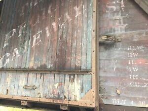 vintage-railroad-train-boxcar-industrial-rivets-steel-iron-steampunk-reclaimed