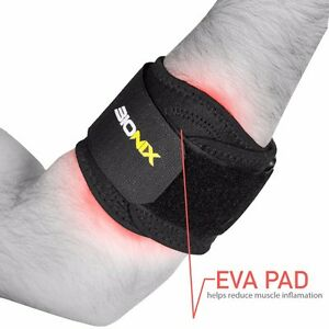 Tennis-Elbow-Support-Golfer-039-s-Strap-Epicondylitis-Brace-Lateral-Pain-Syndrome