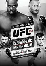 UFC 161 DVD