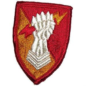 38th-Artillerie-Brigade-Patch-1969-Original-Militaire-Surplus-Parfait-Etat