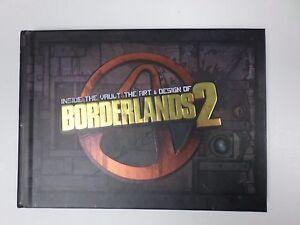 Borderlands-2-Inside-the-Vault-The-Art-amp-Design-Book-NEW-Artbook-160-pages
