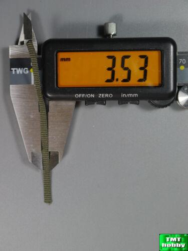 ace Action Figure A902 DIY 3mm 5mm 6mm 8mm 10mm Webbing Strap 1800mm Long
