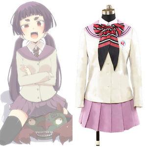 Ao-no-Blue-Exorcist-Kamiki-Izumo-Moriyama-Shiemi-School-Uniform-Cosplay-Costume
