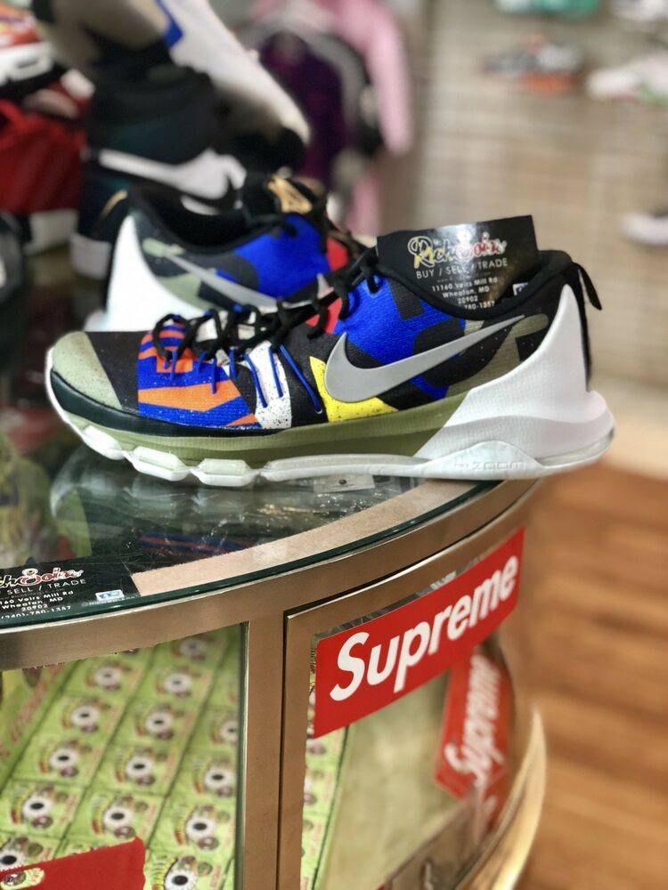 Nike Air Kevin Durant  KD 8 2015 ALL STAR 829207-100 Taille 11