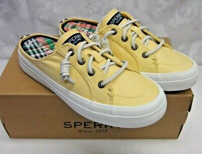 NEW WOMENS SPERRY SIZE 5.5 M STS84805