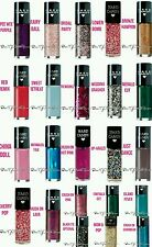 LOT 30 Hard Candy Nail Color Polish NO DUPLICATES Wholesale NEW Gift Favors