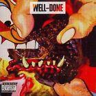 Well Done Action Bronson and Statik Selektah Audio CD
