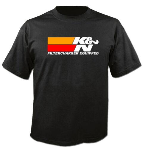 T-Shirt Hoody Sweatshirt K/&N Filtercharger Air filter Tuning Mugen S-5XL