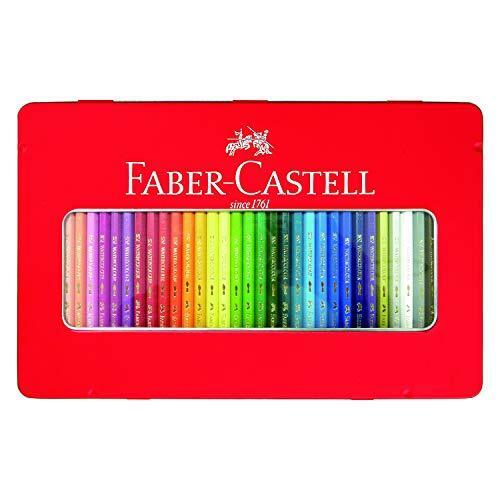 FABER-CASTELL Water color pencil 36 color set TFC-W From japan