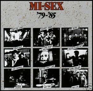MI-SEX-039-79-039-85-GREATEST-HITS-CD-MI-SEX-80-039-s-BEST-OF-COMPILATION-NEW