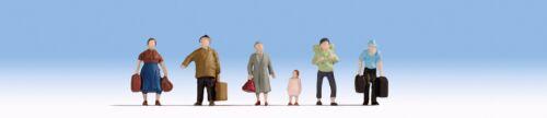 """Noch 38115 Voie N Figurines /"""" Voyageurs /"""" # Neuf Emballage D/'Origine ##"""