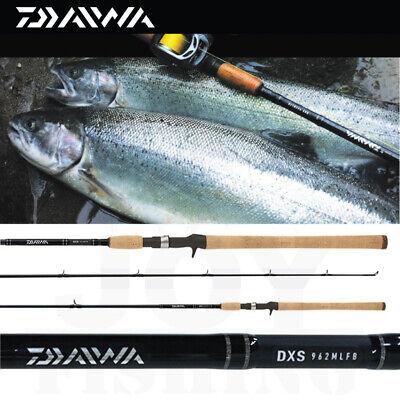 DAIWA DXS Salmon /& Steelhead Casting Fishing Rod DXS962MLFB