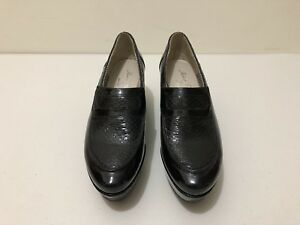 ROBERT-CLERGERIE-SHOES-WOMENS-SIZE-6-5-GREAT-COND-PATENT-LEATHER-PLATFORM