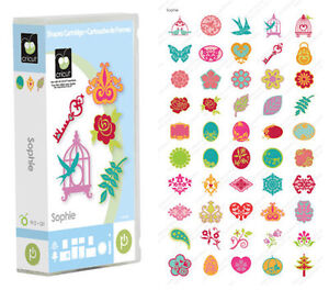 NEW-Cricut-Cartridge-For-Die-Cuts-Sophie-RARE