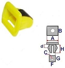 Fiat Cinquecento Doblo Seicento - Headlight Clip