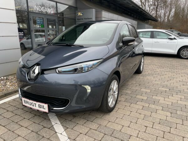 Renault Zoe  Limited billede 0
