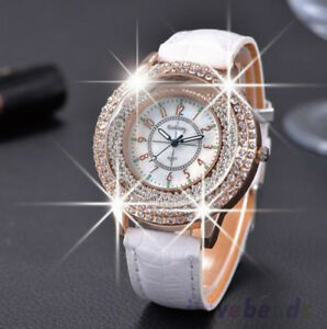 2017-Women-Luxury-Quartz-Wristwatch-Casual-Leather-Diamond-Rhinestone-Watch-N9