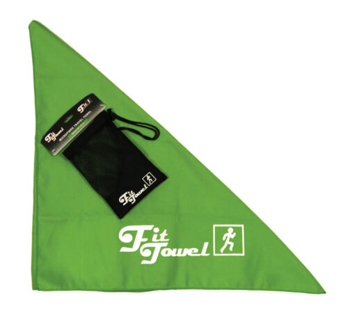 Beach Gym Fitness Travelling Microfibre Towel Camping Running