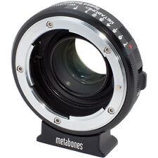 Metabones Nikon G Lens to Blackmagic Pocket Cinema Camera Speed Booster NEW!!