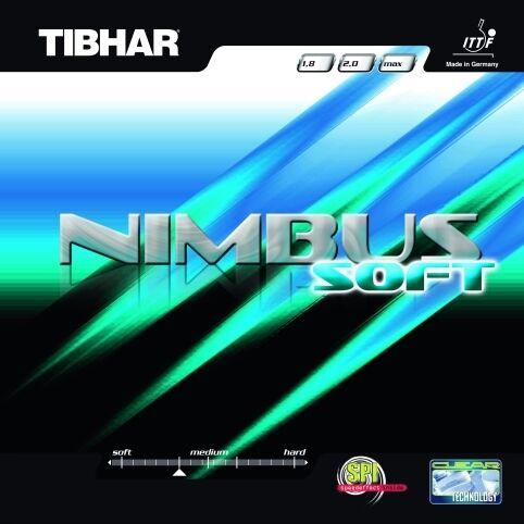 Tibhar Nimbus Soft Soft Soft  Tischtennis-Belag Tischtennisbelag f8da37