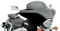 Batwing Fairing, Black Mount Kit, Windshield Suzuki 800 Volusia C50 2001-2013