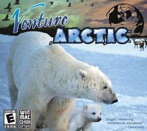 VENTURE-ARCTIC-The-Ultimate-Ecological-Sim-Win-8-7-Vista-XP-MAC-Brand-New