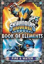Book of Elements: Fire & Water (Skylanders Universe) - VeryGood - Barry Hutchiso