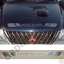 Mitsubishi L200 ANIMAL Bonnet decal / sticker