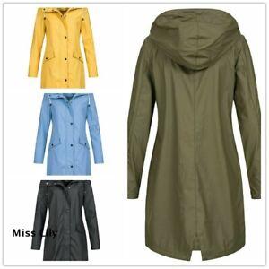Raincoat-Jacket-Rain-Womens-Plus-Size-Mac-Oversized-Baggy-Ladies-Wind-Vintage