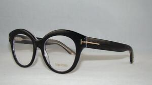 29f8a8850d0 Tom Ford TF 5377 005 Black Unisex Brille Glasses Frames ...