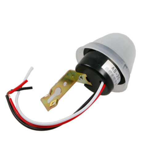 Auto Control Switch Light Sensor 220V Day off Night on For Outdoor Lightweight