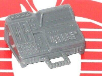 1986 Mainframe v.1 COMPUTER case original accessory//weapon GI//G.I Joe JTC B11